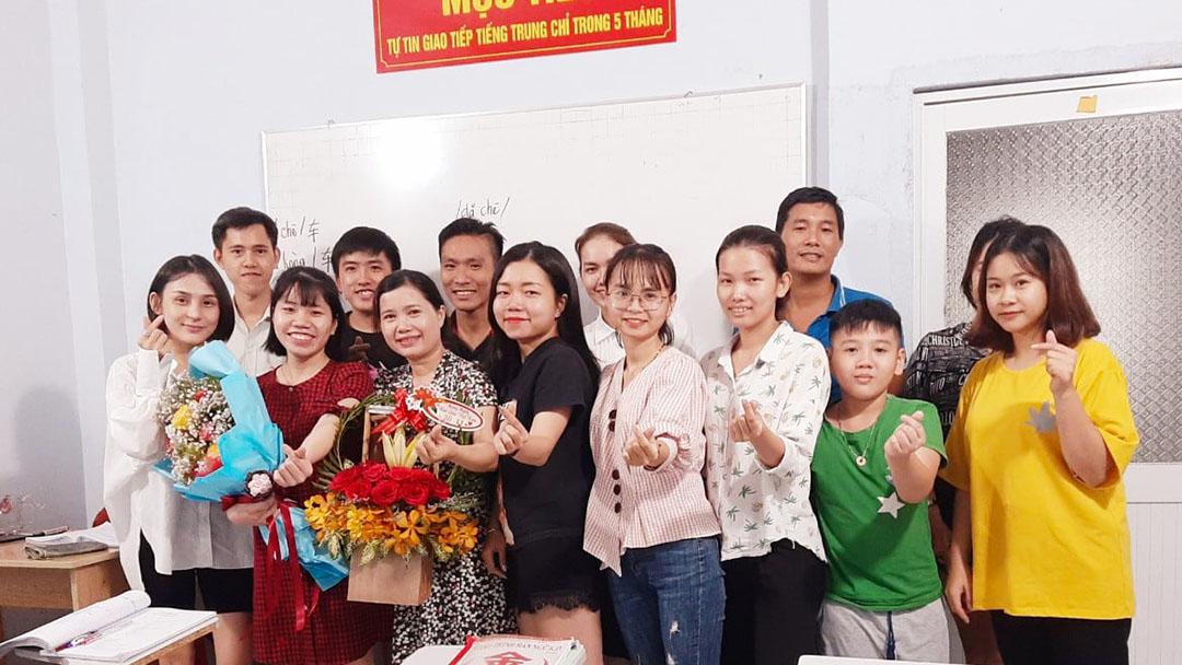 Lớp học tiếng Trungtại Tiếng Trung Kim Oanh