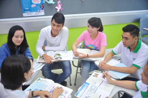 Học tiếng Trung tại trung tâm