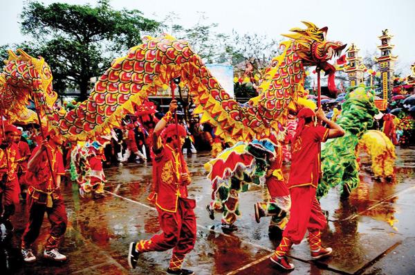 lễ hội tại Việt Nam