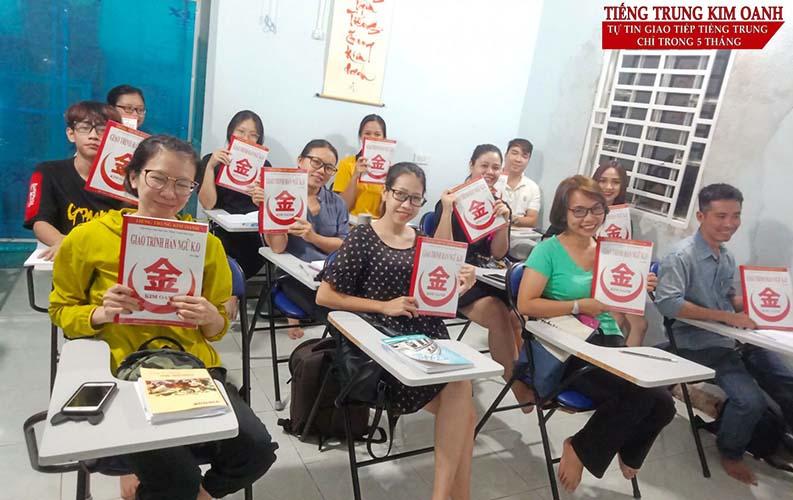 Lớp tiếng trung giao tiếp cấp tốc cho người mới bắt đầu tại Biên Hòa