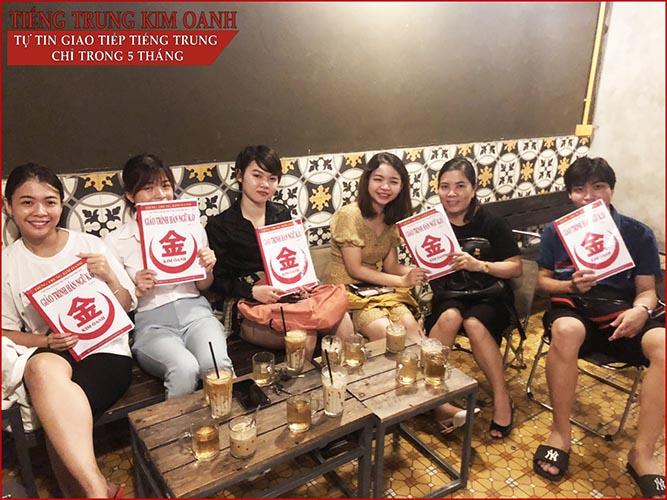 Lớp tiếng Trung giao tiếp cấp tốc cho người đi làm tại Biên Hòa