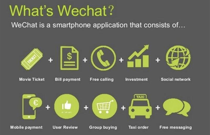 Tại sao Wechat lại thu hút nhiều người dùng