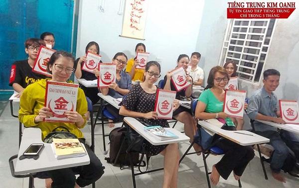 Chọn trung tâm uy tín để học tiếng Trung hiệu quả