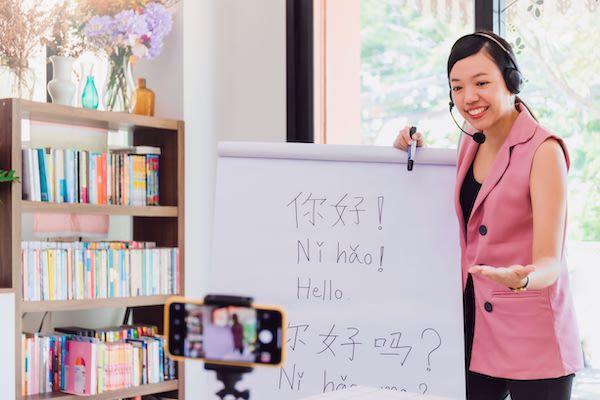 Học tiếng Trung bài bản, uy tín ở đâu?