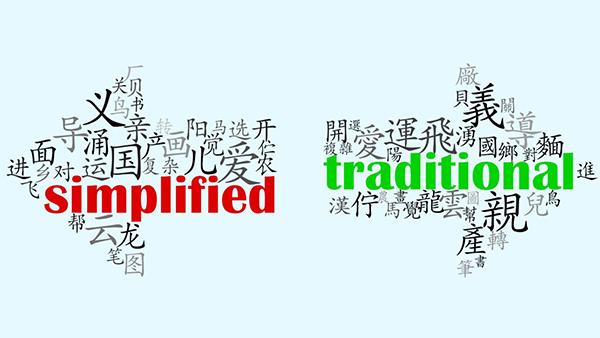 Lựa chọn học tiếng Trung giản thể hay phồn thể sẽ tùy vào mục đích sử dụng tiếng Trung của mỗi người