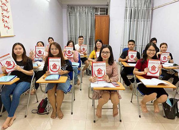Học tiếng Trung từ cơ bản đến nâng cao tại Tiếng Trung Kim Oanh