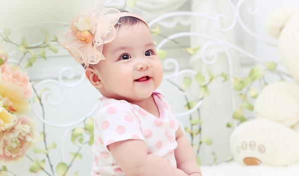 Những cái tên với ý nghĩa mong đứa trẻ sau khi ra đời sẽ luôn hạnh phúc, xinh đẹp